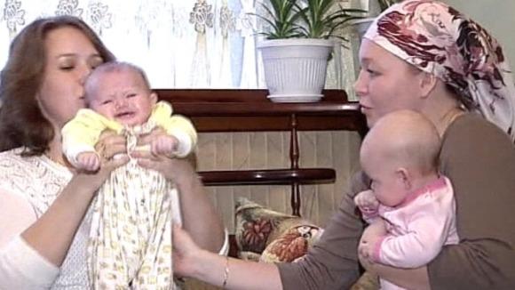 News Russian Woman Reunited 99