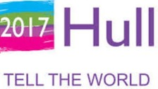Hull's City of Culture 2017 logo