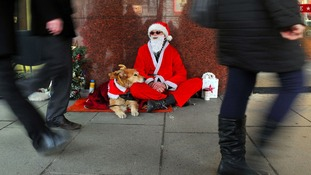 Homeless Christmas