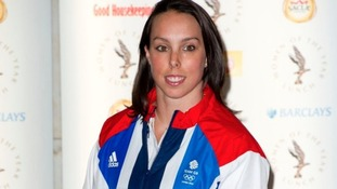 Beth Tweddle lights up Chester