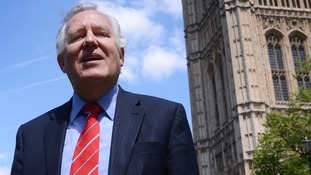 Labour former Northern Ireland secretary Peter Hain.