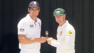 Alastair Cook and Michael Clarke are ready to contest the urn once more.