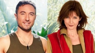 Two new celebrities are to go into the jungle in Australia.