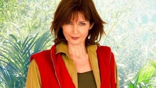 Former model Annabel Giles.
