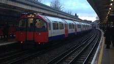 A Piccadilly Line train - one of the services which will be part of the Night Tube