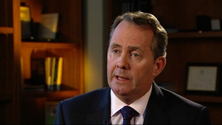 Liam Fox: 'We need to change attitudes towards mental health'