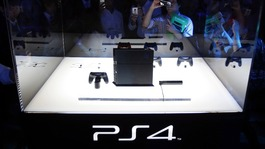 Sony's Playstation 4 takes on Microsoft's XBox One in the Christmas console wars