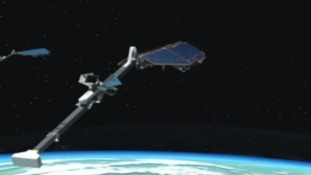 The satellite should provide data on how the oceans transfer heat around the Earth.