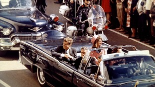 In pictures: John F Kennedy's final hours