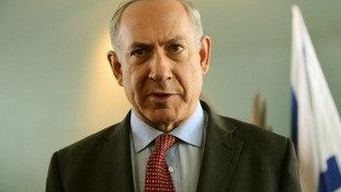 Israeli Prime Minister Benjamin Netanyahu once again voiced concerns over the offer of sanctions to Iran.
