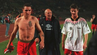 Vinnie Jones believes his years on a football pitch may have contributed to developing skin cancer