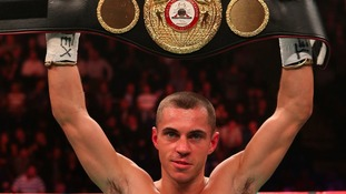 Scott Quigg defends world title in style
