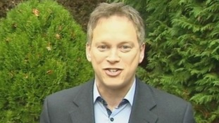 Conservative Party chairman Grant Shapps on the BBC's Sunday Politics.