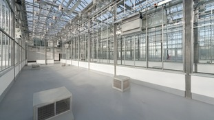 Inside the National Plant Phenomics Centre