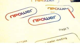 Npower electricity bills.