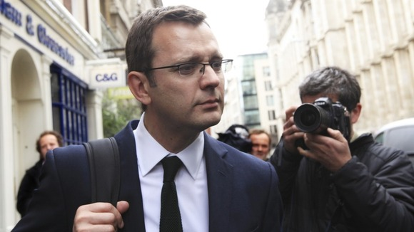Andy Coulson gave evidence at the inquiry last Thursday