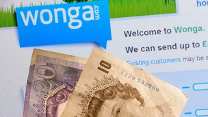 Wonga is one of a number of companies offering payday loans online