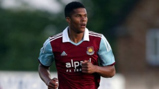 MK Dons have extended the loan of young West Ham United defender Jordan Spence until 4 January.