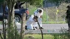 49 bodies were found at the scene in Mexico