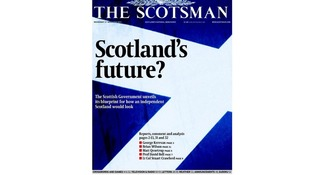 The Scotsman questions the nation's future.