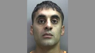 Imran Aslam, from Dudley, was part of a gang which carried out the terrifying robbery in Redditch