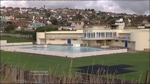 Saltdean Lido long shot