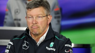 Ross Brawn is to step down from his position at Mercedes at the end of the year.