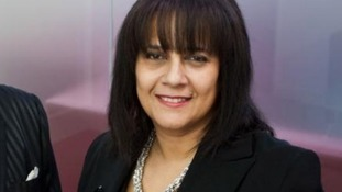 """Principal Denise Brown-Sackey, who ha taken """"leave of absence"""" from Newham College"""