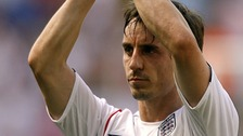 Gary Neville - newly appointed England coach