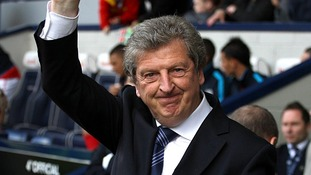 Roy Hodgson, England manager