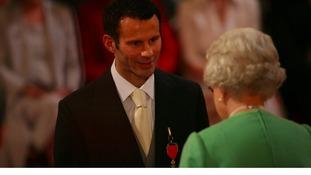 Ryan Giggs OBE