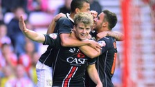 Patrick Bamford has enjoyed a successful loan spell with MK Dons this season.