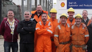 The Shell Bacton Gas Terminal MoBros