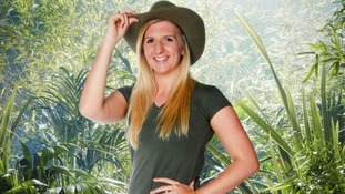 Rebecca Adlington puts in a gold medal-winning performance to win her first Bush Tucker Trial