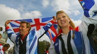 Adlington won bronze in London last year.