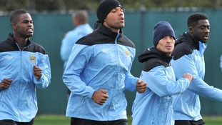 Lescott future uncertain