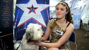 "Ashleigh and Pudsey ""overwhelmed"" by public support"