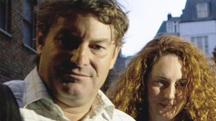 Rebekah Brooks and her husband Charlie Brooks