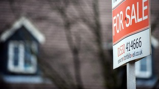 Rise in house prices