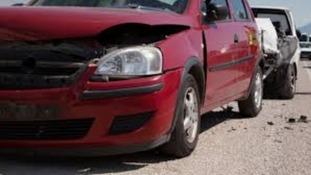 "Bradford named "" crash for cash "" hotspot"