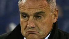 Sacked Sheffield Wednesday manager Dave Jones