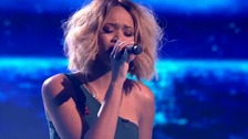 Tamera Foster sings The Voice Within by Christina Aguilera.