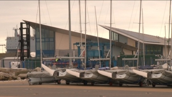 Weymouth and Portland Sailing Academy
