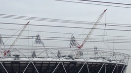 More Olympic lights removed