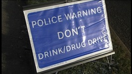 Crackdown on drink-driving