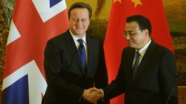 PM: £5.6bn deals agreed during China trip