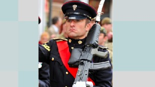 Warrant Officer Class 2 (WO2) Ian Fisher died in Helmand province last month