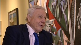 Sir David Attenborough visit
