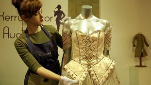 Princess Diana's 'Fairytale' dress to be auctioned