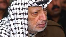 Yasser Arafat in 2004.